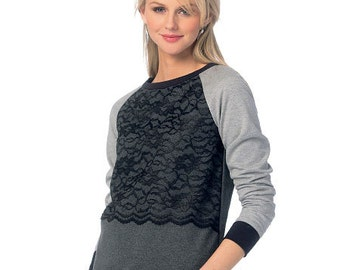 McCall's Pattern M6992 Misses' Tops