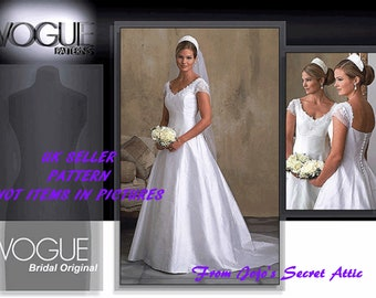 Vogue sewing pattern V2788 in Sizes 18 - 20 -22