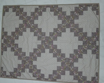Patched Baby Blanket 4