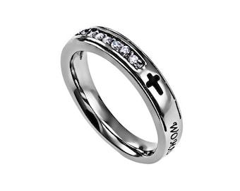 "Regent Ring ""Woman Of God"""