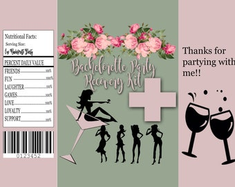 Bachelorette recovery kit instand download PDF