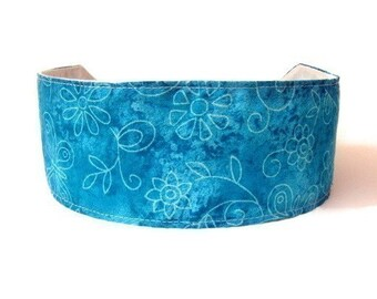 Bargain Headbands, Curious Butterflies and Flowers Over Beautiful Blue. Romantic Headband
