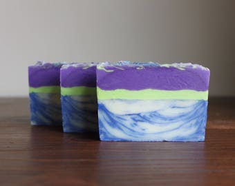 The Starshine Handmade Bar Soap, Natural Vegan Soap