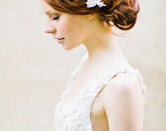 Hochzeit Kopfschmuck, Kopfschmuck, Kristall Kopfstück, Spitze, Haare kämmen - Art-314