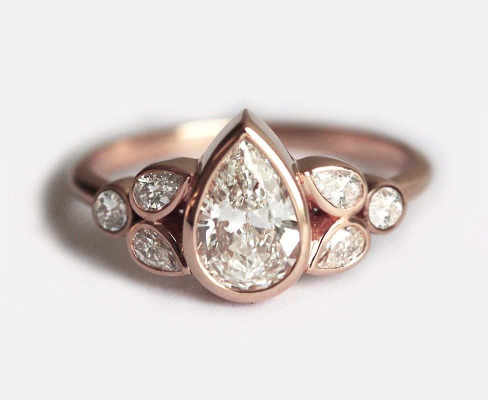 diamonds w previous accent ring baguette next platinum engagement cut diamond product pear