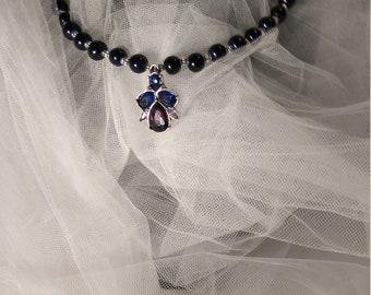 Blue Angel Jewelry Set
