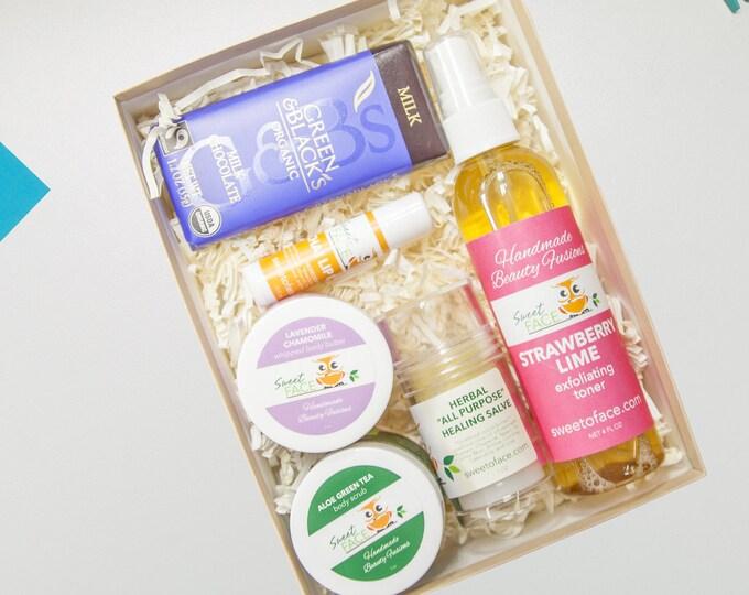 Handmade Bath & Body Day Gift Set