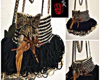 Custom Crocheted Bag