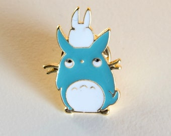 """Badges """"Chu"""" and """"Chibi"""", inspired by my Neighbor Totoro"""