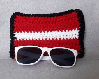 Crochet Sunglass Case