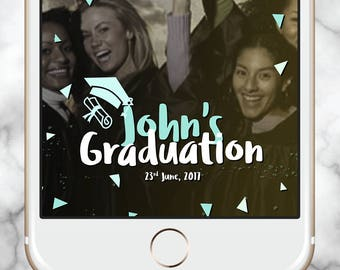 Graduation Party Geofilter, School Snapchat Filter, College homecoming, Graduation Geofilter, Graduation Snapchat Filter, Graduation Gift