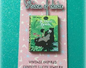 Jungle book brooch