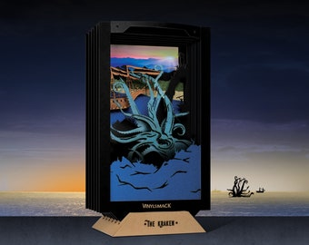 MULTIPLANES™ Diorama - The Kraken