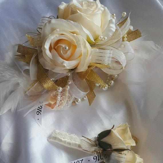 Elegant Flowers for Prom