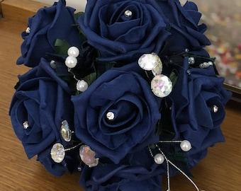 Blackwatch Bridesmaid Bouquet XS