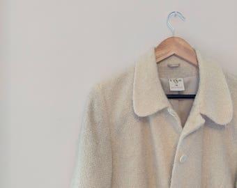 Cream Spring Jacket