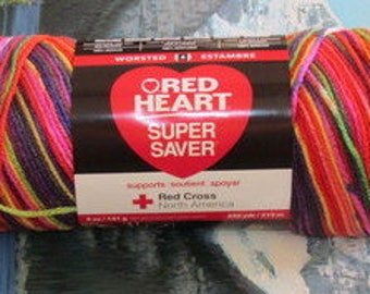 3003953 Red Heart Super Saver 5 oz Butterfly