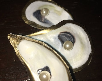 Oyster Shell Magnets