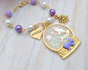 Alice in Winter Wonderland (Purple)