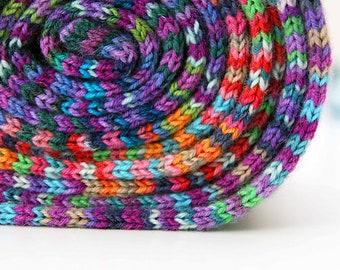 Knitting Pattern - Kilimanjaro Scarf