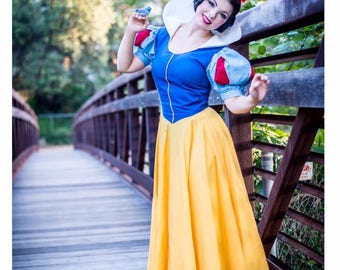 One 8x10 Signed Print: Snow White