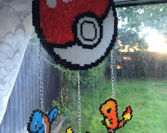 Pokenmon hanging mobile