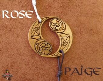 Star Wars: The Last Jedi. Rose/Paige Tico pendant