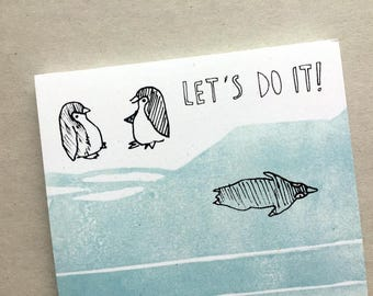 Let's do it - notepad - 9,8x21cm - 100% Recycling paper // To-do-list