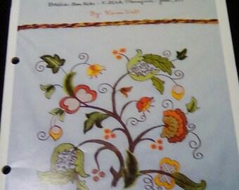 Vernas  machine embroidery book