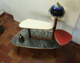 50s plant table