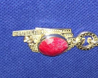 Nicky Butler Bracelet with Red Sponge Coral