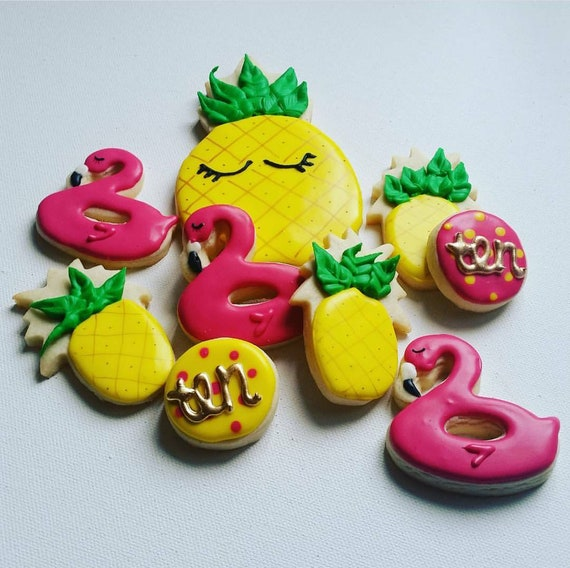 Cookie Decorating 101 (Summer Theme)