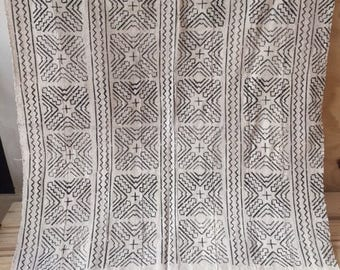 Mudcloth fabric