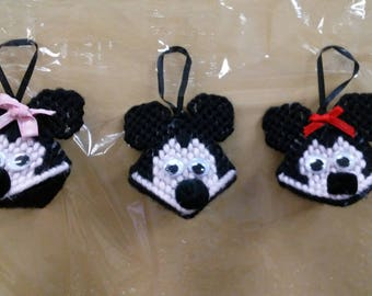 Mickey & Minnie Mouse Squeezems