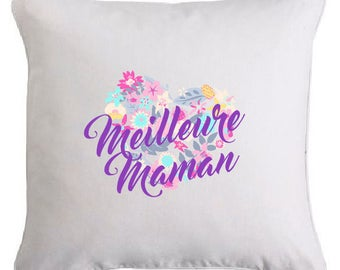 "Pillow 35 X 35 ""best MOM"""