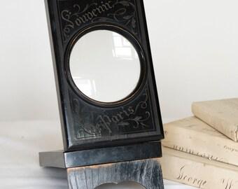 19th C. Antique Souvenir de Paris Graphoscope Magnifier