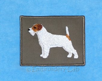 Jack Russell Terrier 0001 - machine embroidery designs / Set