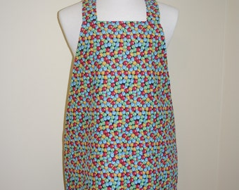 Easy Apron # 8886 (Marble Medley)