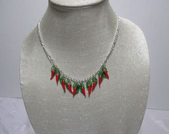 Cayenne Pepper Necklace