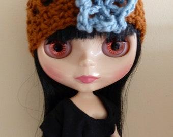 Brown Blythe Hat