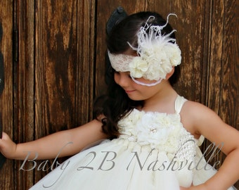Floral Headband to match your dress
