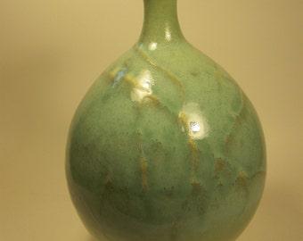 A unique handmade decorative vessel
