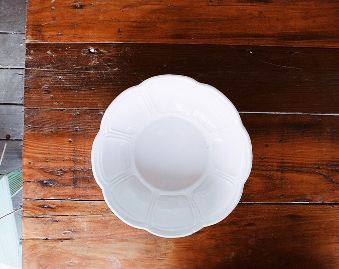 Vintage McCoy Bowl // Farmhouse Decor