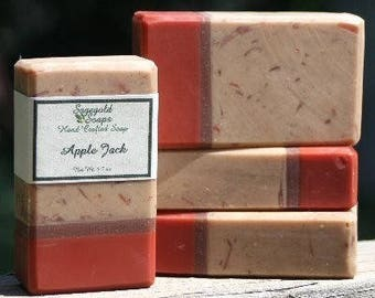 Apple Jack Handmade Cold Process Soap