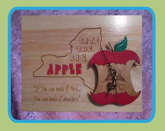 Bite the big Apple