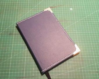 Blue Vinyl Sketchbook