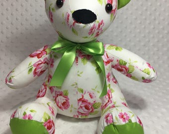 Floral Melody Bear Collection - Ready To Send