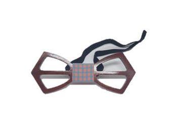Wooden Bow Tie Wedding Bow Tie Pre-tied Bow Tie Groomsmen Gift Casual Bow Tie