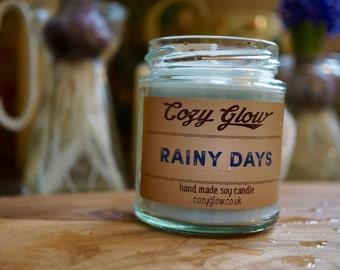 Rainy Days Soy Candle