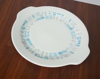 Large Blue Heaven Serving Platter